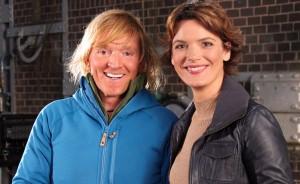 Lena trifft Andreas Kieling / Foto: Thomas Kramer, ZDF